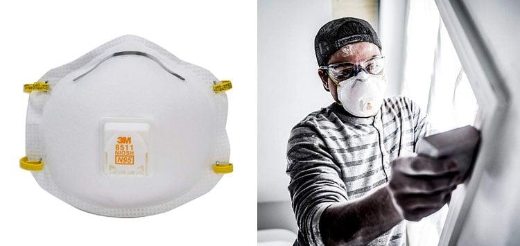 3M 8511 Respirator