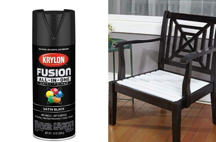 Krylon K02732007 Fusion All-In-One Spray Paint