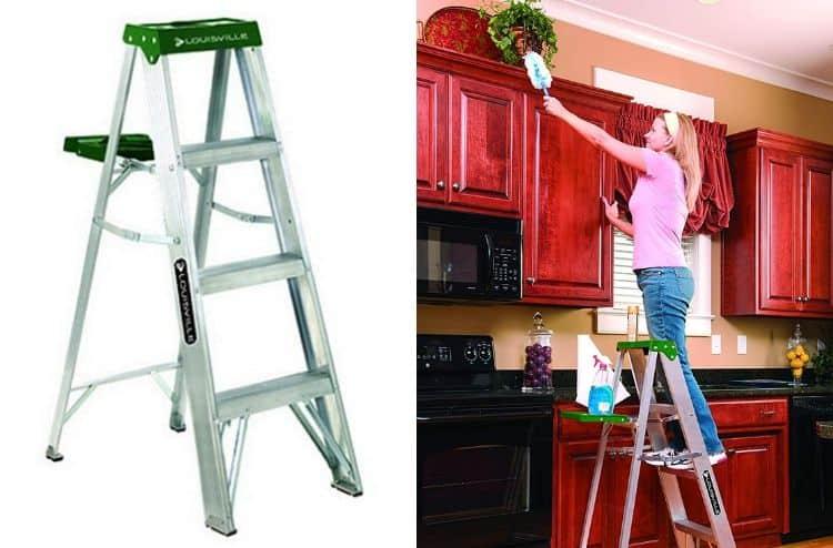 Louisville Ladder Aluminium Step