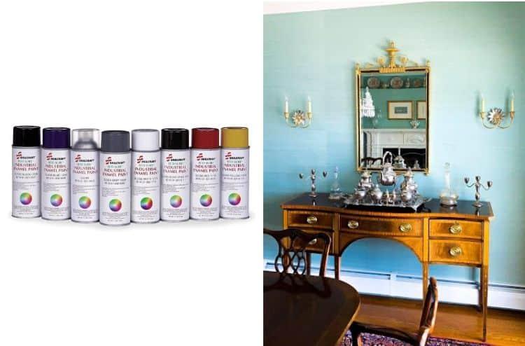 10) AbilityOne So-Sure Spray Paint