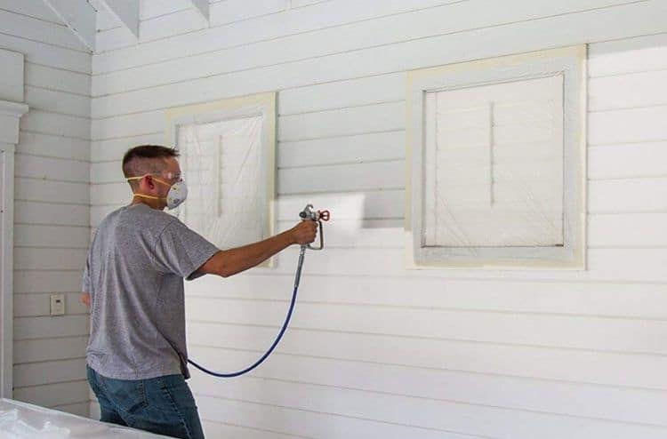 Exterior Paint Sprayer Buying Guide