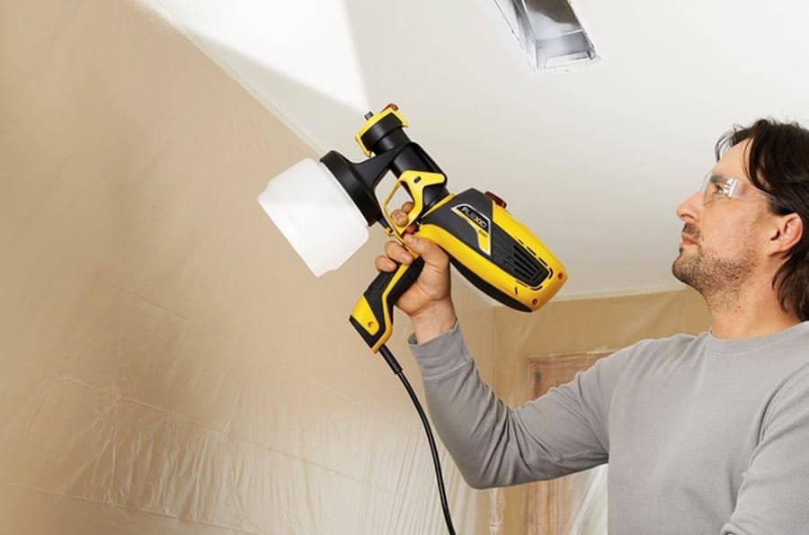 Indoor Paint Sprayer