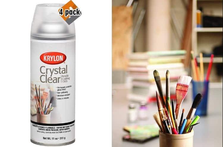 Krylon Acrylic Spray Paint