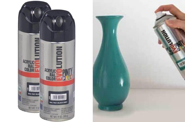 Pinty Plus Evolution Acrylic Spray Paint
