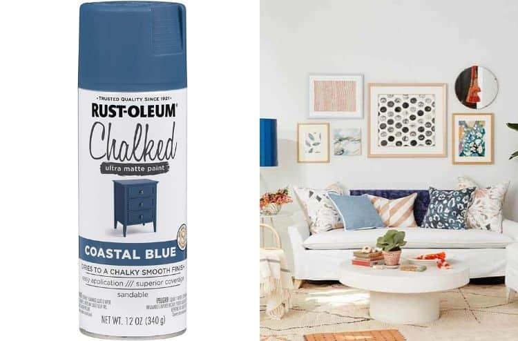 Rust-Oleum Chalked Matte Spray Paint