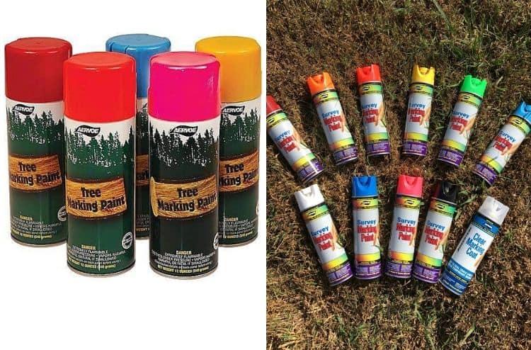 Tree Marking Paint