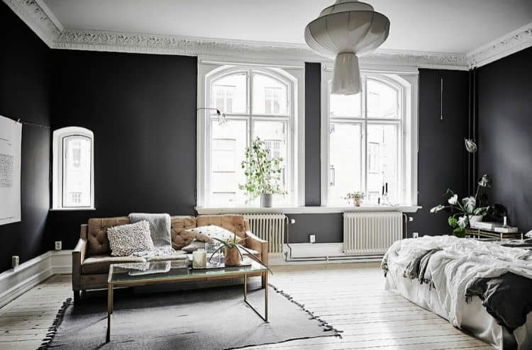 Black and White Gallery Walls