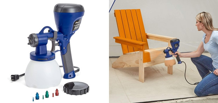 HomeRight Finish Max Furniture Paint Sprayer