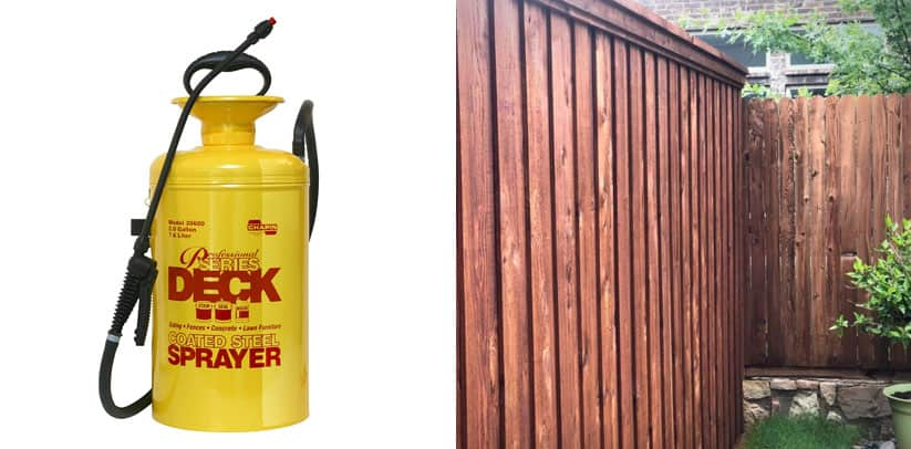 Chapin International Steel Deck Sprayer