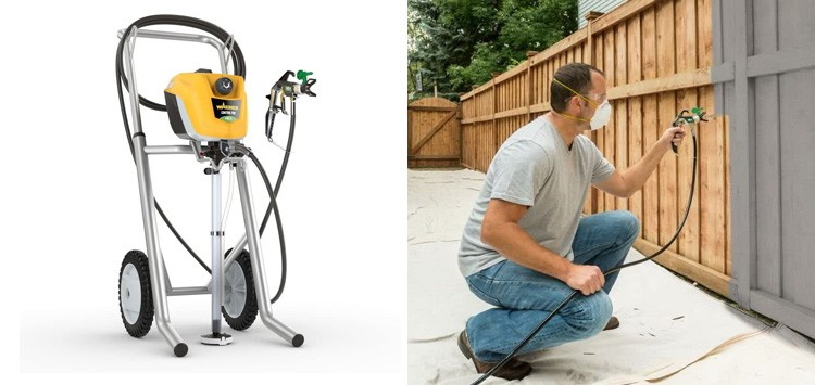 5. Wagner ControlPro 350 M HEA Airless Paint Sprayer Review