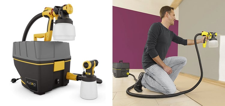 Best All-Rounder- Wagner Flexio 890 Electric Sprayer