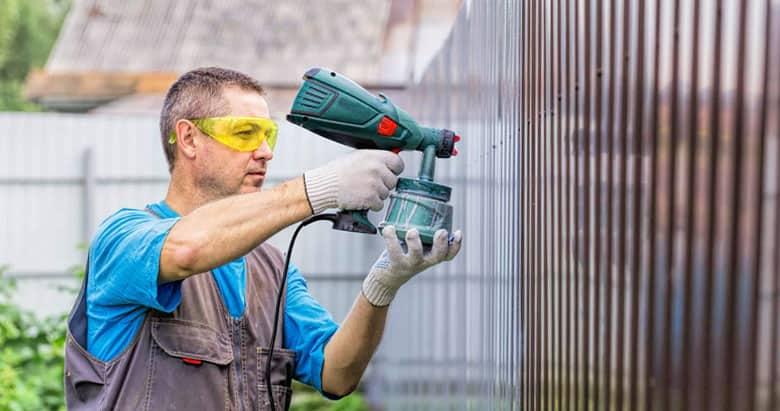 Fence Paint Sprayer