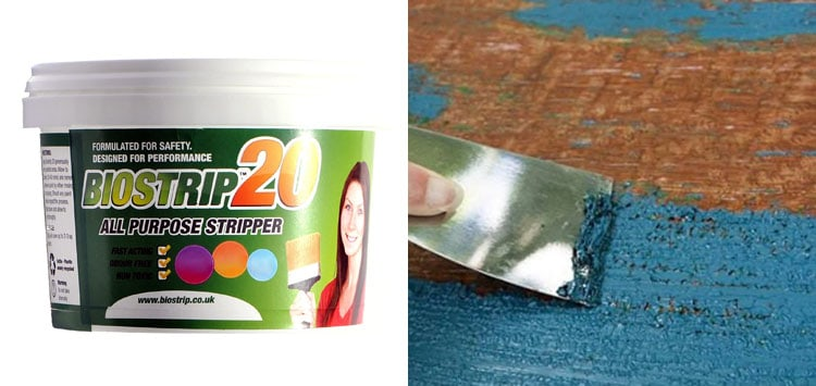 Most Eco-friendly- Biostrip20 Paint Stripper Remover