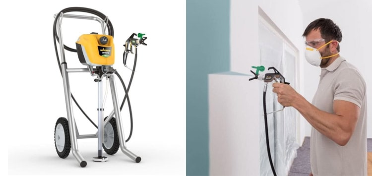 Wagner Airless ControlPro 350 M Paint Sprayer for Walls
