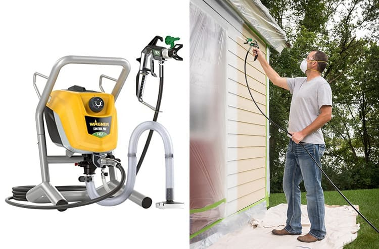 Wagner ControlPro 250 M Airless Sprayer Review