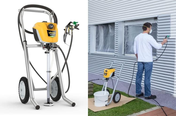 Wagner ControlPro 350 M Paint Sprayer Review