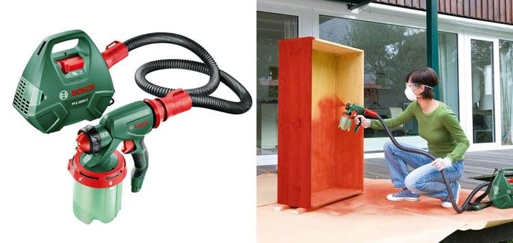 Bosch PFS 3000 Furniture Paint Sprayer