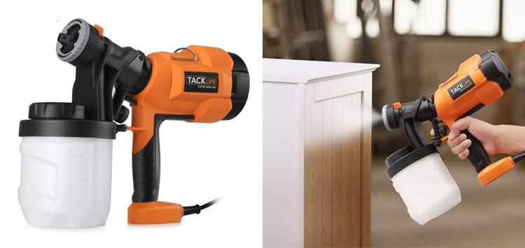 Tacklife SGP15AC Furniture Paint Sprayer Review